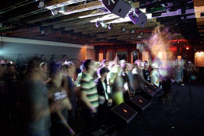 Crescent Ballroom